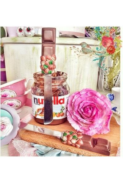 Arsevi Çikolata Saplı Çikolata Sürme Bıçağı