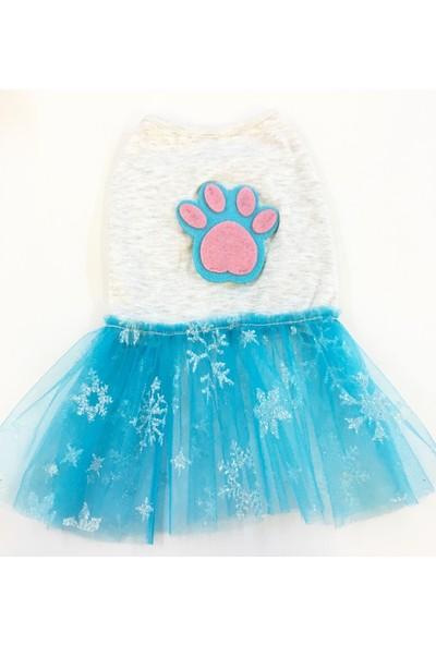 Dogi & Dog Pati Tütü Köpek Elbisesi-Köpek Kiyafeti-Kedi Kiyafeti -Kedi Elbisesi