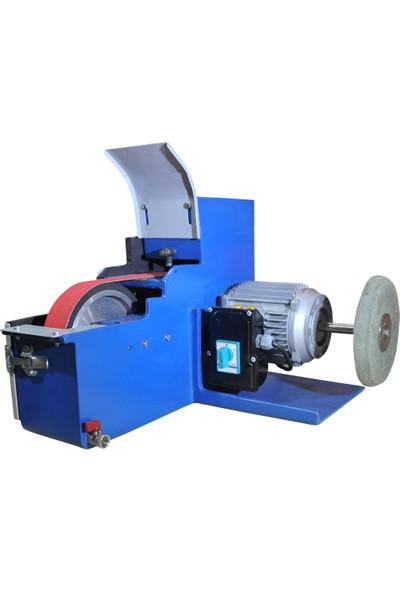 Zembil 6 Cnc Sulu Bıçak & Makas Bileme Makinesi