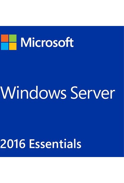 Dell Windows Server 2016,Essentials Dell-Rok 25 Cal Dahil! W2K16Esn-Rok