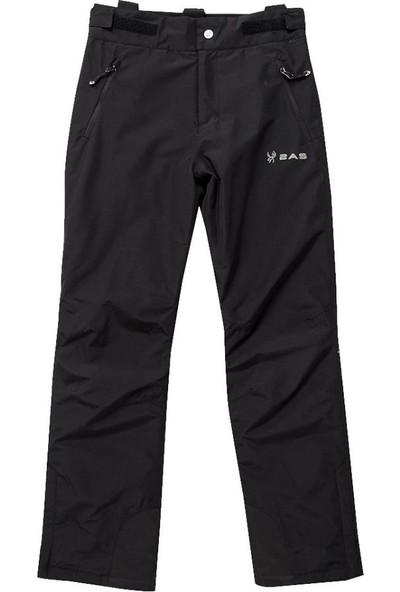 2AS Olimpos Çocuk Kayak Pantolonu Siyah