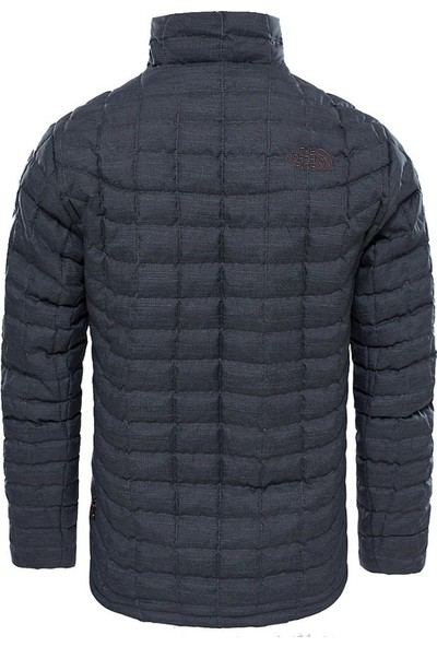 The North Face Thermoball Full Zip Erkek Mont Gri