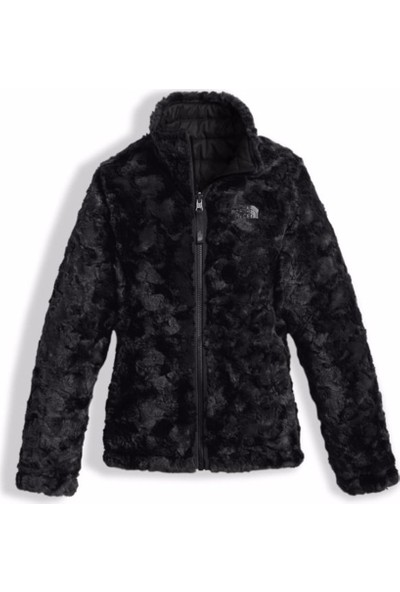 The North Face Reversible Mossbud Swirl Çocuk Mont