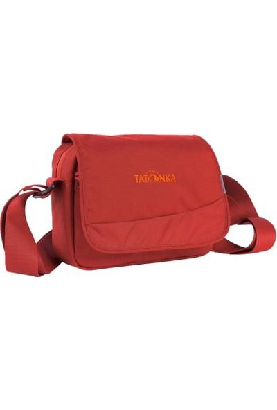 Tatonka Cavalier Omuz Çantası Kırmızı