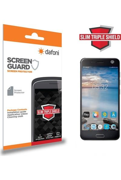 Dafoni Turkcell T80 Slim Triple Shield Ekran Koruyucu