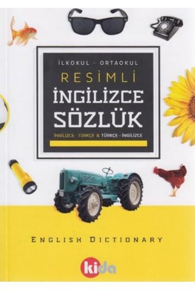 Kida Resimli İngilizce Sözlük