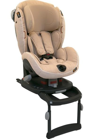 BeSafe iZi Comfort X3 9-18 kg İsofixli Oto Koltuğu İvory Melange