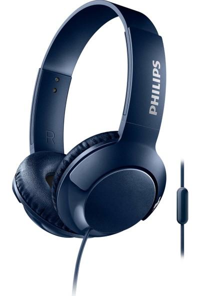 Philips SHL3075BL/00 Mikrofonlu Kulaküstü Kulaklık