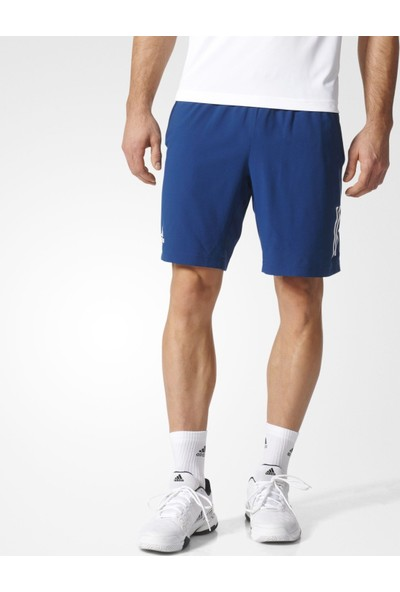 Adidas Club Short Mavi Erkek Şort BK0708
