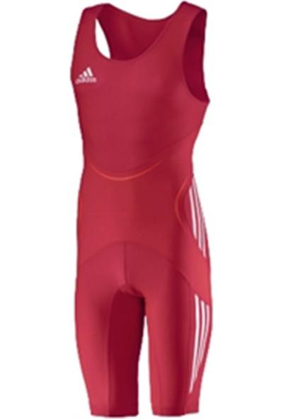 Adidas Wrestling Tricot WR Class Suit M Unired Güreş Mayosu F4760