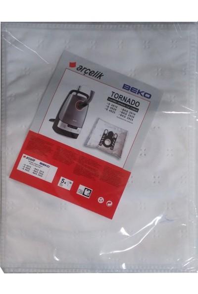 Beko BKS 2925 Elektrikli Süpürge Uyumlu Sentetik Toz Torbası