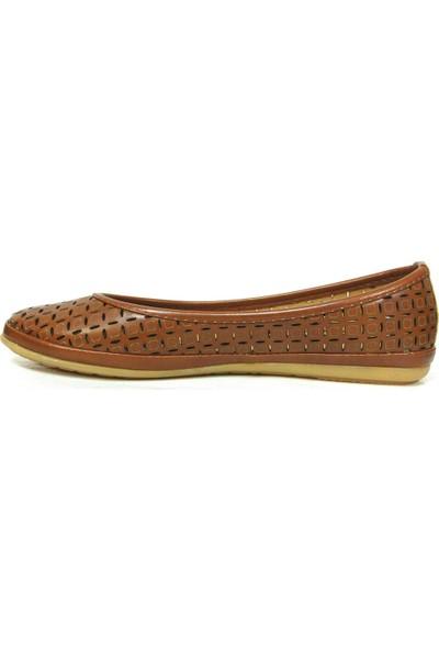 Paprika 12665 Taba Bayan Babet Ayakkabı