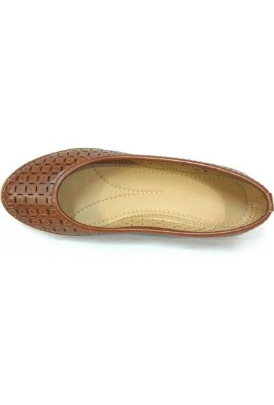 Paprika 12776 Taba Bayan Babet Ayakkabı