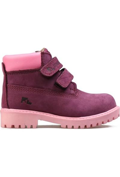 Lumberjack Pembe Çocuk Ayakkabısı 100263551