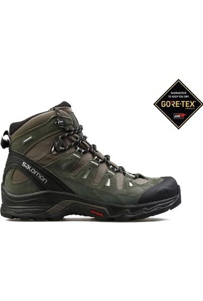 Salomon Yeşil Erkek Trekking Bot Ve Ayakkabısı L38088600