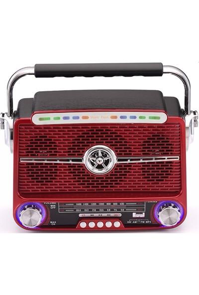 Roxy RXY930K USB ve TF Okuyucu Müzik Çalar Portatif Radyo