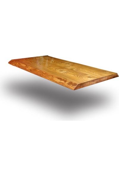 SZN Wood Kütük Masa Ladin Cinto 140x78cm