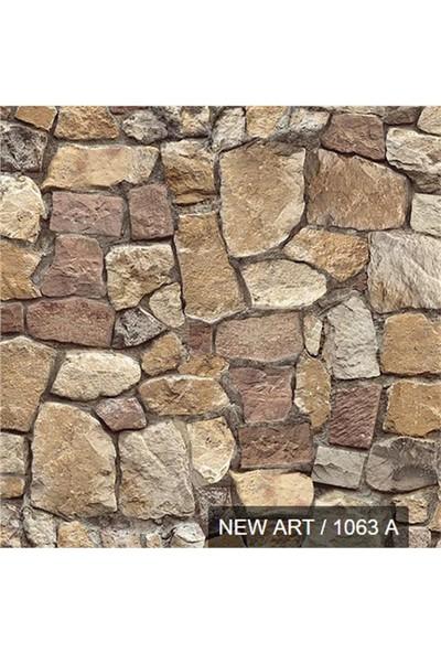 1063 A Taş Desenli Duvar Kağıdı