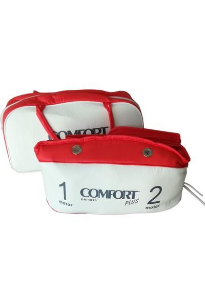 Comfort Plus Dm1025 Vibro Volkanik Taşlı 4 Isıtmalı Masaj Ve Zayıflama Kemeri