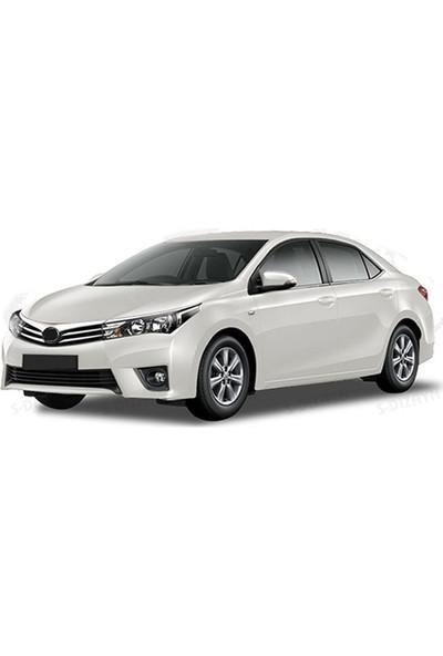 Toyota Corolla 3D Bagaj Havuzu 2013 ve Üzeri