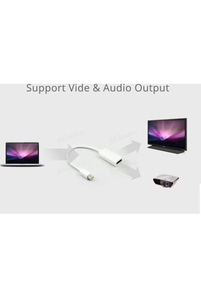 Macstorey Apple Macbook Pro Air Retina İçin Mini Display Port Dönüştürücü Hdmi Çıkışlı