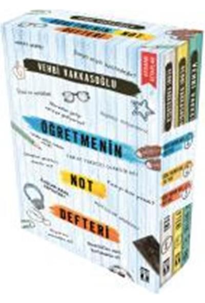 Öğretmenin Not Defteri :Set (3 Kitap) - Vehbi Vakkasoğlu