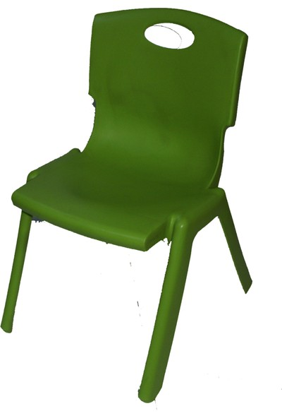 Kırılmaz Çocuk Sandalyesi Yeşil
