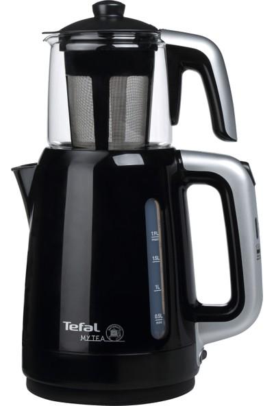 Tefal BJ201841 My Tea Cam Demlikli Çay Makinesi Siyah - 1500637839