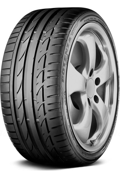 Bridgestone 245/35 R20 95Y XL Potenza S001 Oto Yaz Lastiği