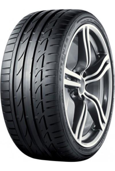 Bridgestone 225/45 R17 91W Rft Potenza S001 Oto Yaz Lastiği ( Üretim Yılı: 2021 )
