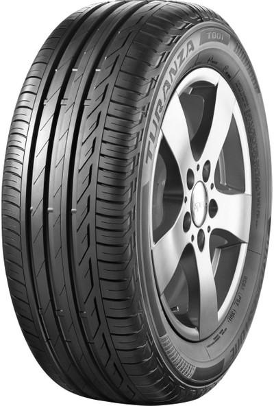 Bridgestone 225/55 R17 97W Turanza T001 RFT Oto Yaz Lastiği ( Üretim Yılı: 2021 )