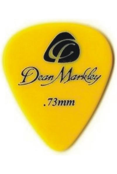 Dean Markley Delrin Sarı Pena 0.73 Mm, 1 Adet - 3343