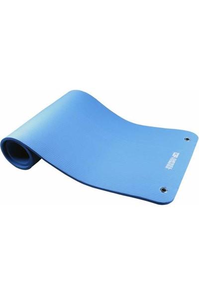 Diesel Fitness Nbr Delikli Mat 180 x 60 cm Mavi 1,5 Cm