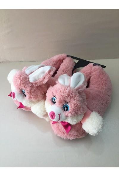 Chirpy 2 Tavşan Panduf Pembe 330009