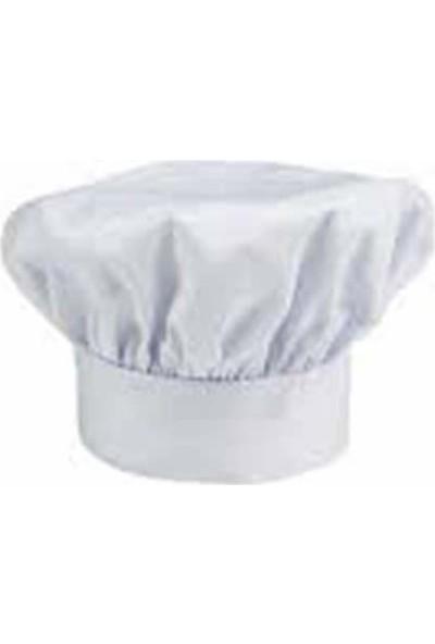 Kostümce Bebek Aşçı Şapkası
