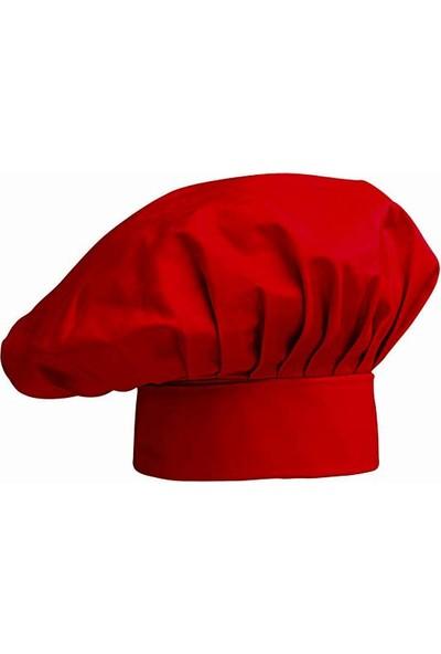 Kostümce Çocuk Aşçı Şapkası