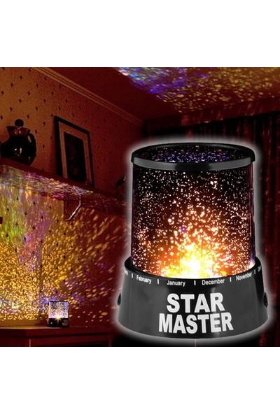 Peak Bays Star Master Gece Lambası