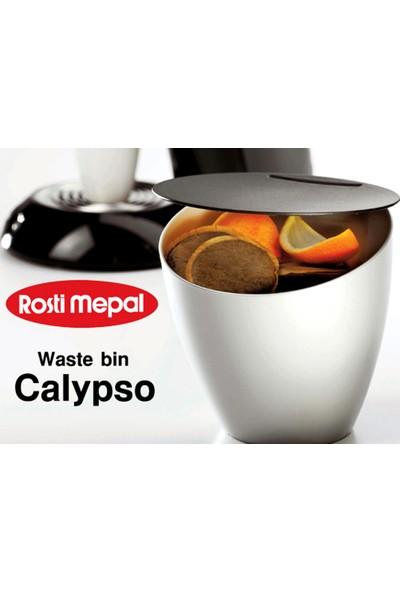 Peak Bays Calypso Tezgah Üstü Çöp Kovası