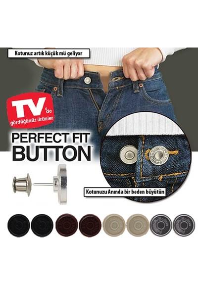 Peak Bays Perfect Fit Button Beden Büyülten Küçülten Düğme Seti