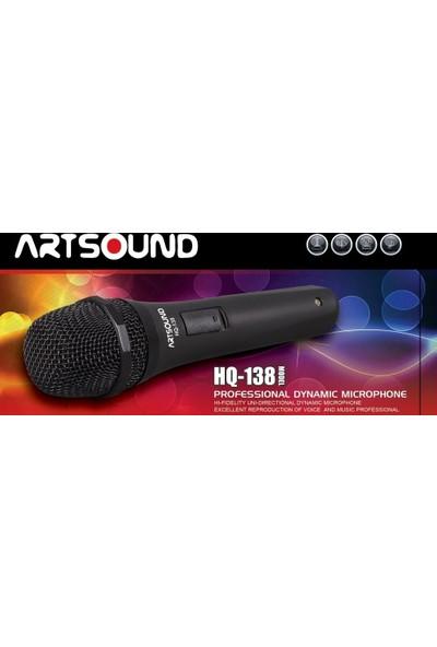 Artsound - Professional Dynamic Microphone