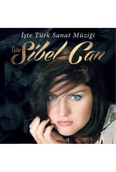 Sibel Can - İşte Türk Sanat Müziği İşte Sibel Can (Plak)
