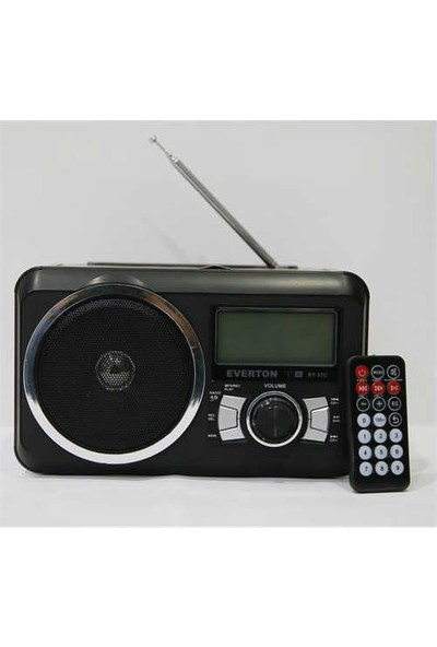 Everton Rt-37C Dijital Müzik Kutusu, Radyo, Usb, Sd,Mp3 Player