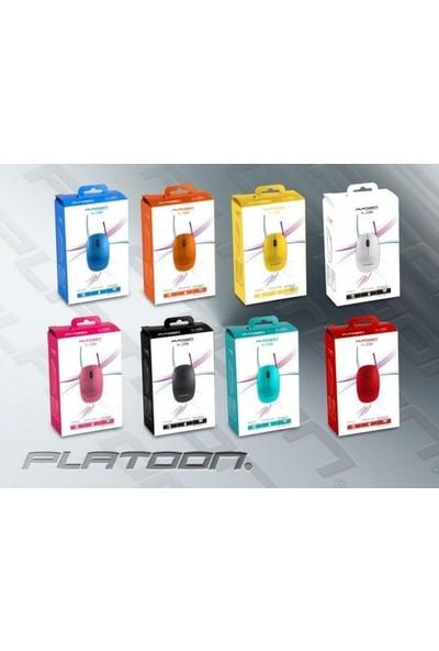 Platoon Pl-1088 Usb Kablolu Renkli Mouse