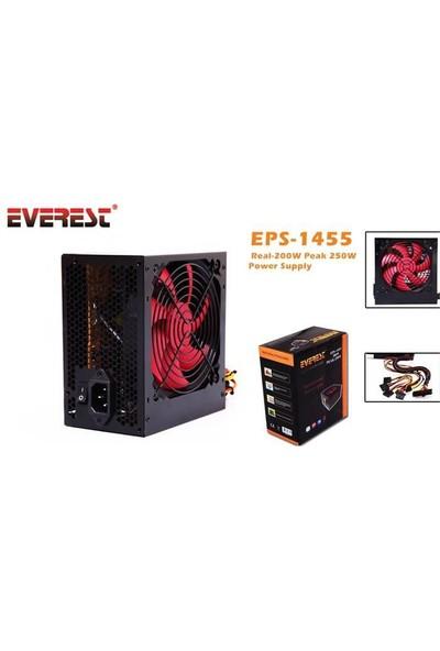 Everest Eps-1455 Peak-250W 12Cm Fanlı Sata Power Supply