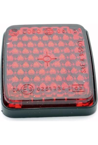 AYHAN PEUGEOT BOXER Arka Tampon Reflektörü 2006 - 2016