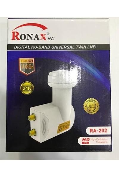 Ronax Ra-202 İkili Lnb