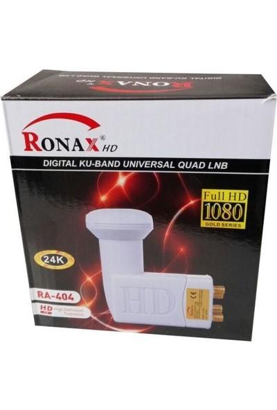 Ronax Ra-404 Dörtlü Lnb