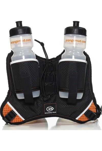 Orange Mud Hydra Quiver Vest Pack 2 Hidrasyon Çantası   Çift Mataralı Siyah