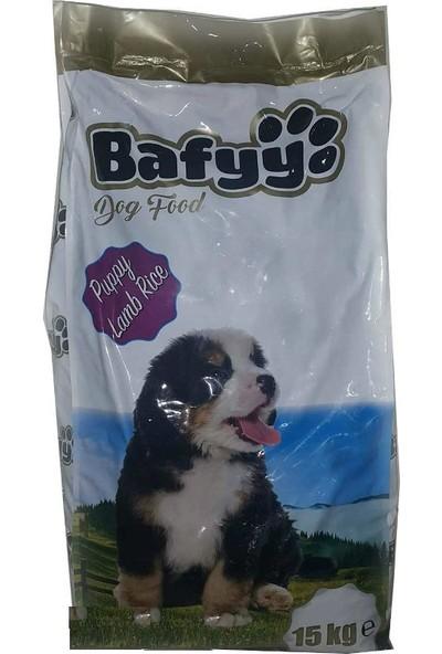 Bafyy Puppy Premium Kuzu Etli Yavru Köpek Maması 15 Kg
