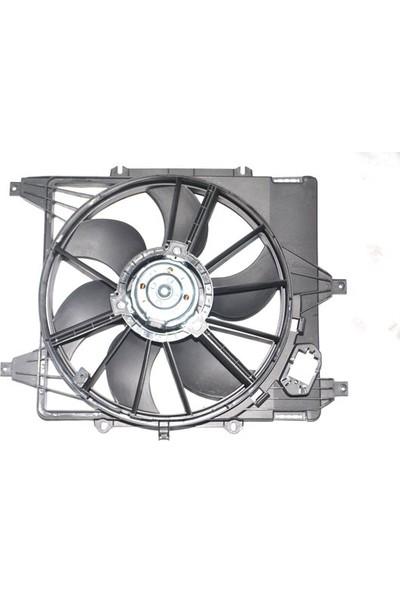 Cey RENAULT CLIO SYMBOL Fan Motoru Davlumbazı 1998 - 2007